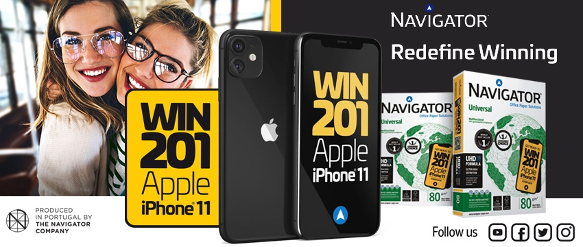 Navigator iPhone 11 actie