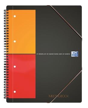 Oxford INTERNATIONAL Meetingbook, 160 bladzijden, ft A5+, geruit 5 mm