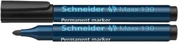 Schneider permanent marker Maxx 130 zwart