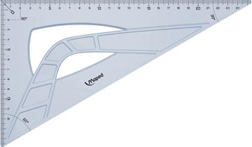 Maped winkelhaak Geometric 26 cm, 60°