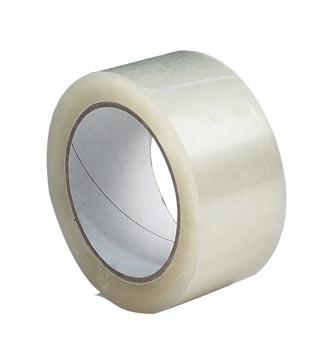 Celfix verpakkingsplakband ft 50 mm x 66 m, PP, transparant