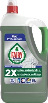 Dreft afwasmiddel Fairy, bidon van 5 liter
