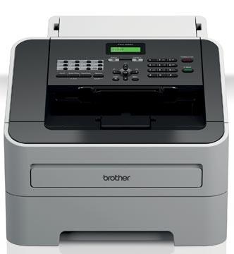 Brother Laserfax FAX-2840 zw/w