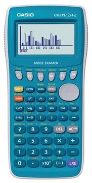 Casio grafische rekenmachine Graph 25+E