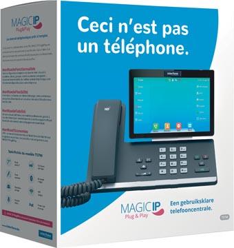Magic IP Plug & Play by Interfone T57W, gebruiksklare telefooncentrale